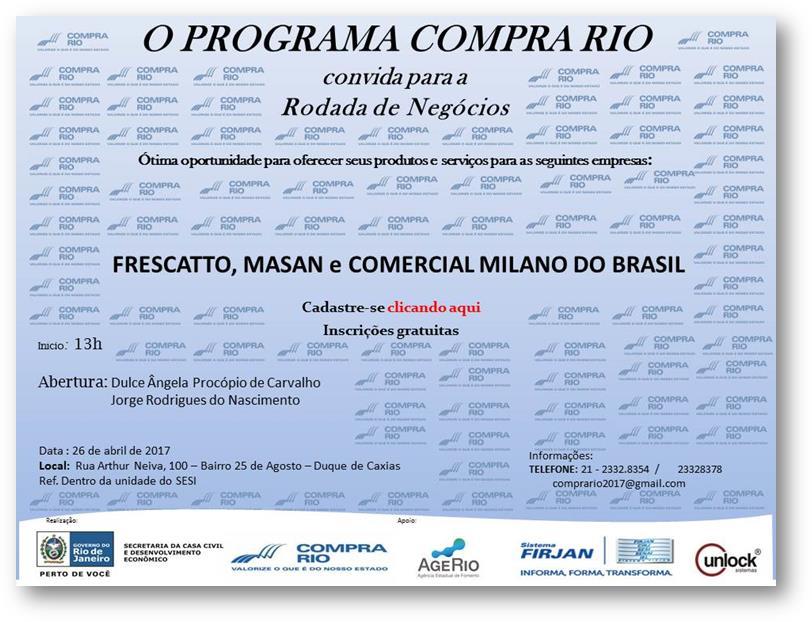 COMPRA RIO