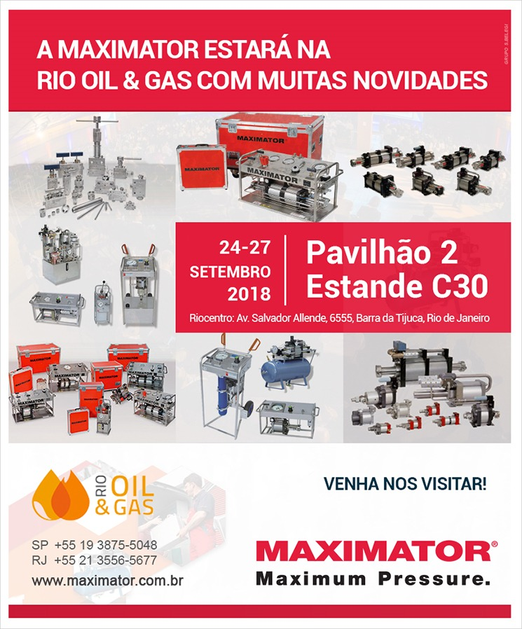 Maximator Rio Oil Gás