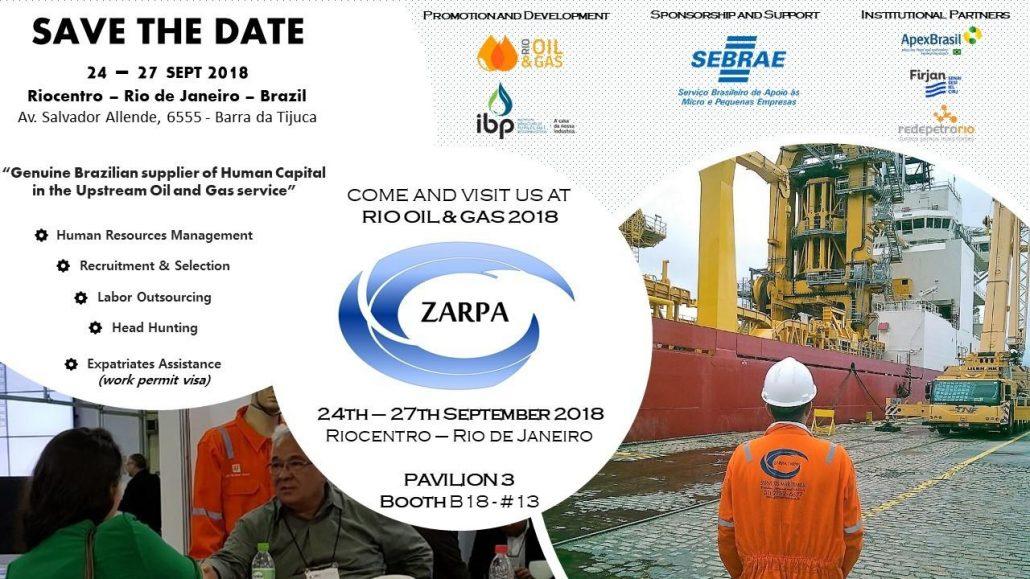 zarpa rio oil gas