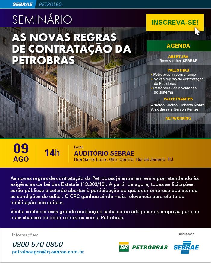 Seminário Sebrae RJ